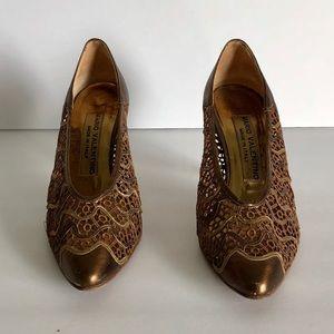 Mario Valentino Heeled Shoes Size 6